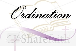 Pastor Laura's Ordination